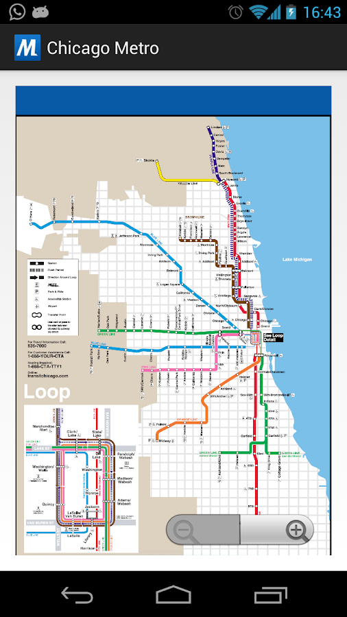Chicago Metro - screenshot