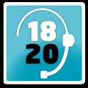 Widget 1820 – Informações logo