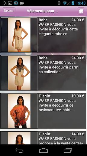 玩生活App|Wasp Fashion免費|APP試玩