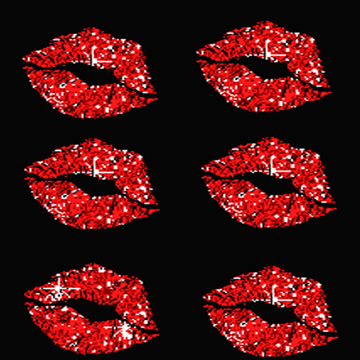 Флеш поцелуйчики открытка