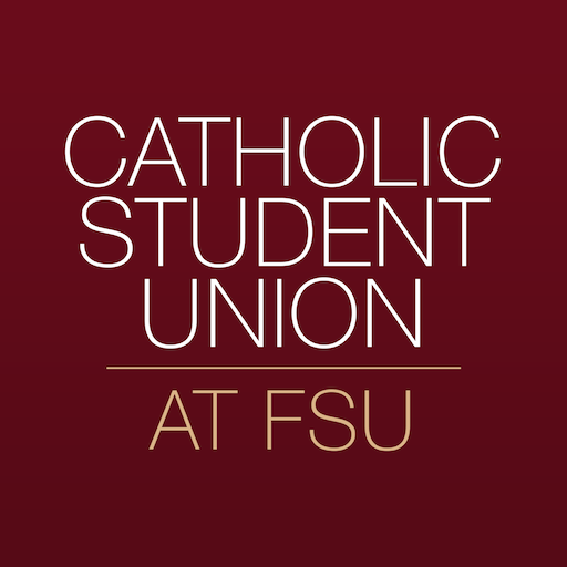 Catholic Student Union at FSU LOGO-APP點子