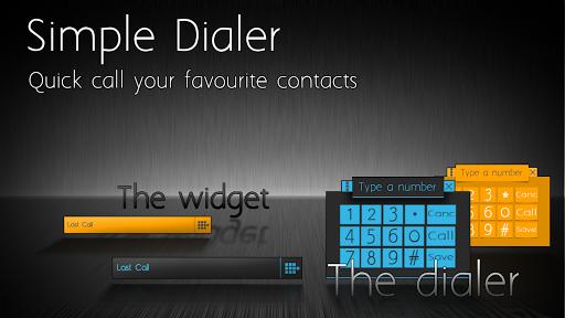 Simple Dialer