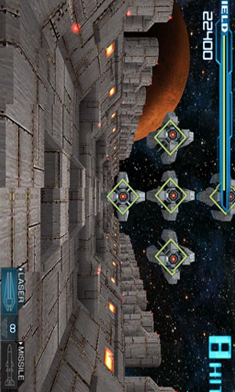 Super3DShooter - screenshot