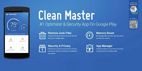 Clean Master (Boost & AppLock) Screenshot 14