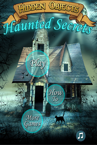 Hidden Secrets Haunted Houses