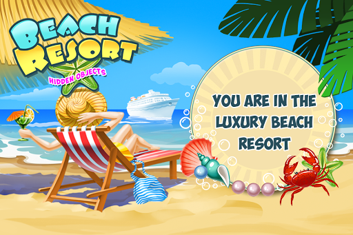Hidden Objects - Beach Resort