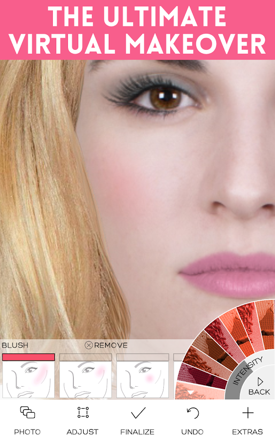 Makeup- screenshot