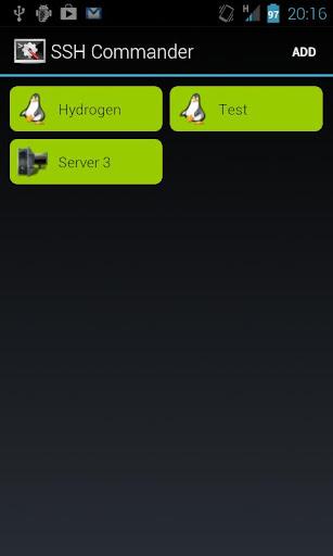 免費下載工具APP|SSH Commander app開箱文|APP開箱王