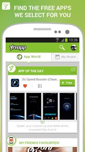 Freapp - Free your Apps! - screenshot thumbnail