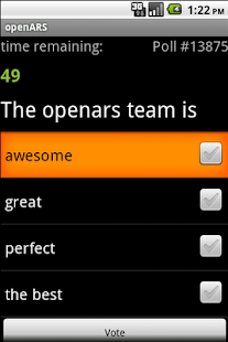 OpenARS- screenshot thumbnail