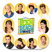 Teen Beach Movie in Puzzle