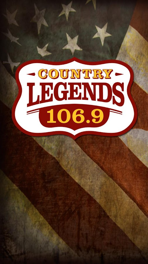 Country Legends 106.9 - screenshot