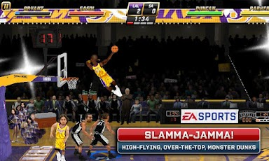 NBA JAM by EA SPORTS™ Screenshot 5