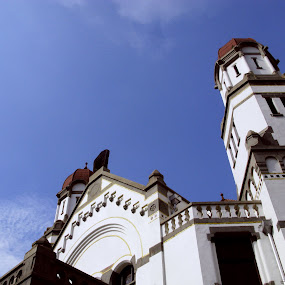 Lawang Sewu by Bayu Freze - Buildings & Architecture Public & Historical ( buildings, historical, architecture )