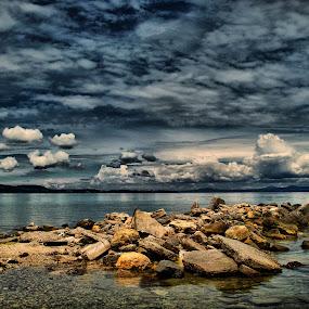 rt by Stojiljkovic  Zoran - Landscapes Cloud Formations