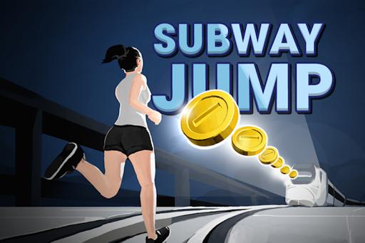 Subway Jump : Train Game