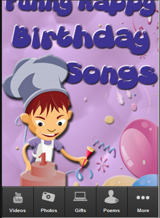 Funny Happy Birthday Songs