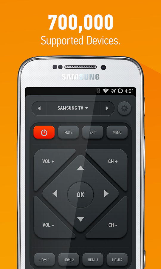 Smart Remote IR - Universal - screenshot