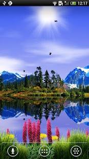 Mountain Lake Free- screenshot thumbnail