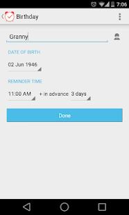 玩商業App|BZ Reminder, To-Do & Birthdays免費|APP試玩