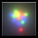 Color Drops Live Wallpaper