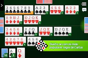 Screenshot of Buraco Fechado sem Trinca