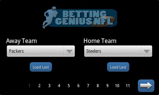 NFL Betting Genius