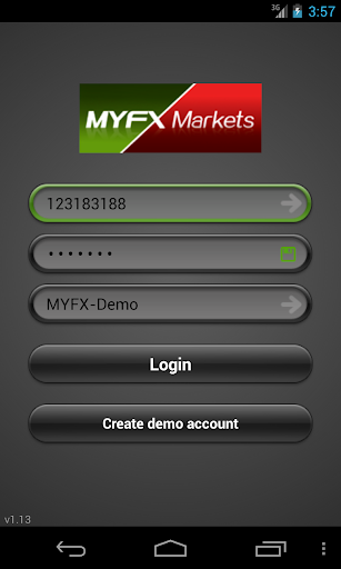 MYFX for Android