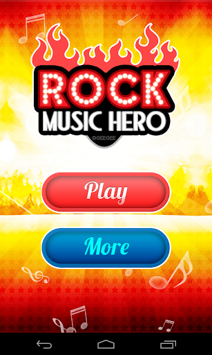 音乐摇滚英雄