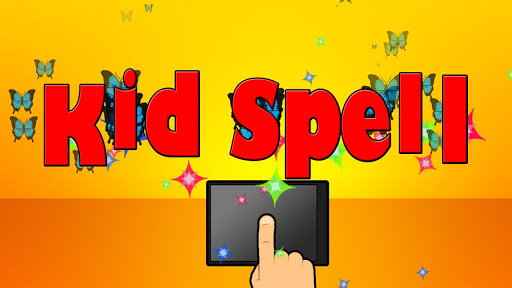 Kid Spell Screen Title