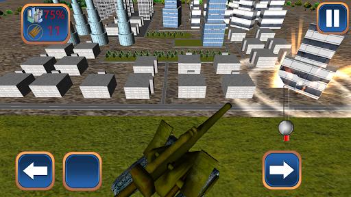 Office Building Destroyer 3D