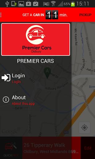 PREMIER CARS.