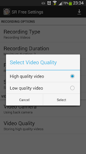 Secret Recorder Free screenshot 6