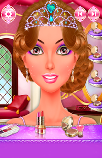 Princess Palace Salon Makeover- screenshot thumbnail