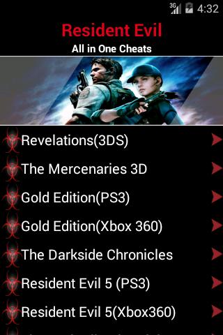 Guide for Resident Evil