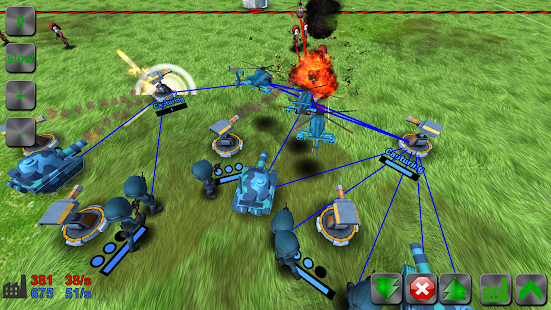 WAR! Showdown Full Free- screenshot thumbnail