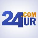 24ur.com icon