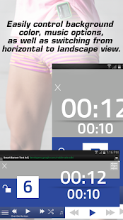 Gymboss Interval Timer- screenshot thumbnail