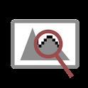 Pixel Magnifier logo