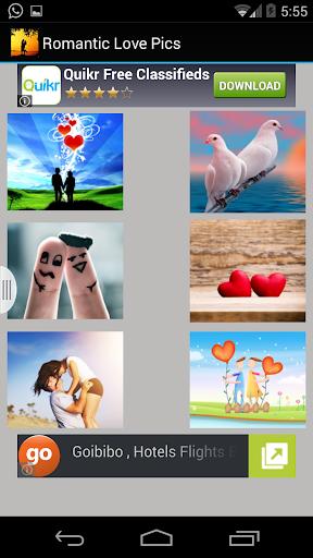 娛樂必備APP下載 Romantic Love Pics 好玩app不花錢 綠色工廠好玩App