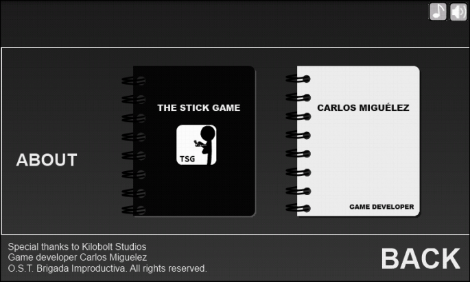 The Stick Game Beta- screenshot