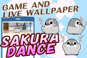 Screenshot of Pesoguin SAKURA DANCE -Penguin
