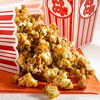 Krispies* Caramel Popcorn