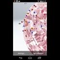 Magic Diamonds Live Wallpaper icon
