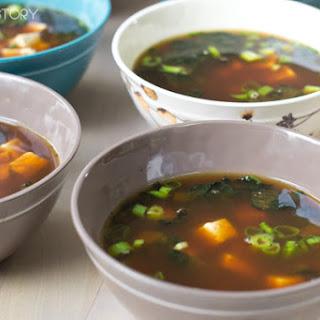 Easy Miso Soup.