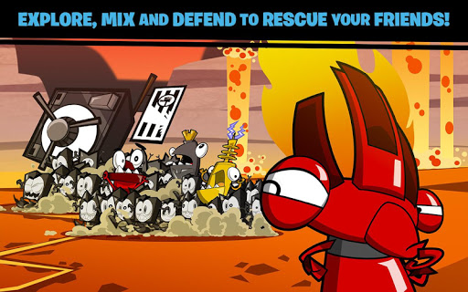 Game Calling All Mixels (apk) download gratis untuk Android/PC/Windows screenshot
