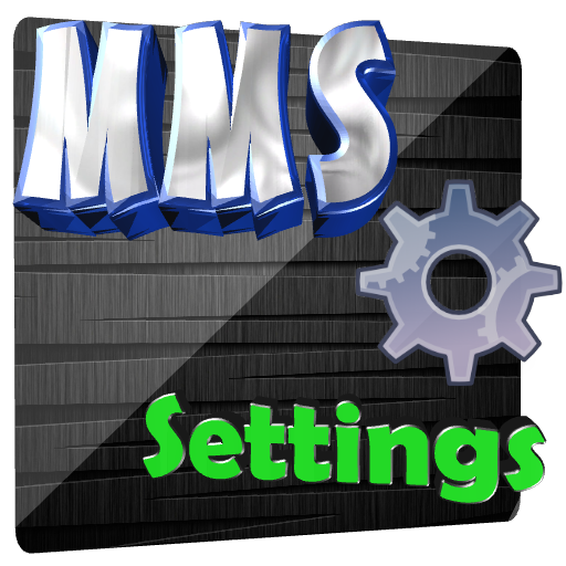 MMS settings - Data Help