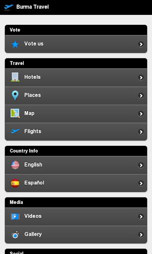 ビルマの旅行ガイド