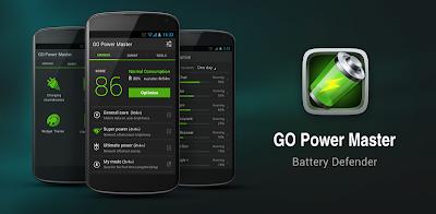 GO Battery Saver &Power Widget Premium v4.30