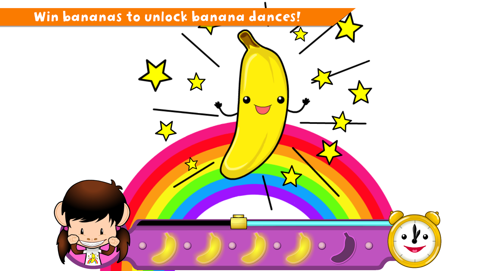 Zuzu's Bananas- screenshot